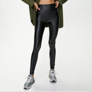Wilfred Free | Daria Vegan Faux-leather Leggings